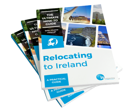 Relocating to Ireland  Ebook