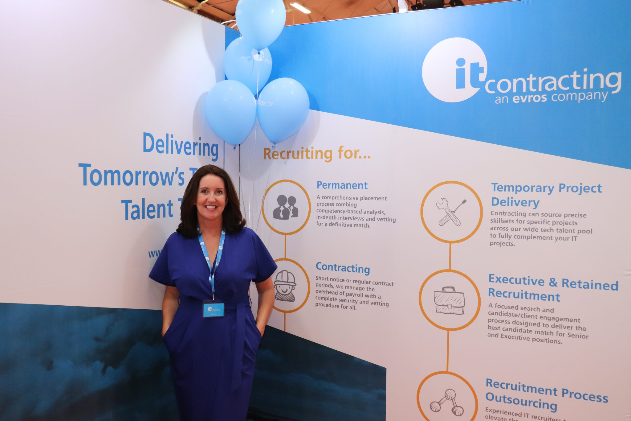 itContracting driving IT talent force at Techconnect Live 18!