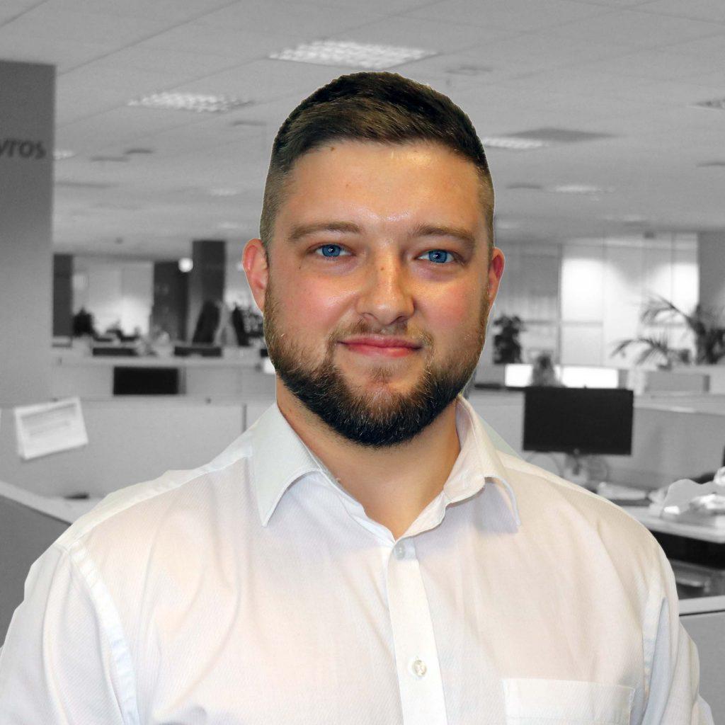 David White - IT Contracting - Evros