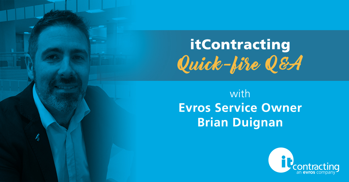 itContracting Quick-fire Q&A: Systems Administration