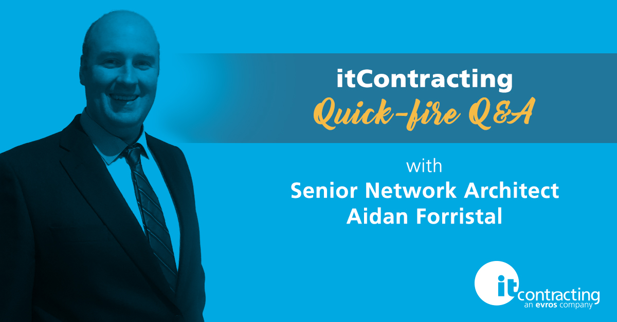 itContracting Quick-fire Q&A: Senior Network Architect