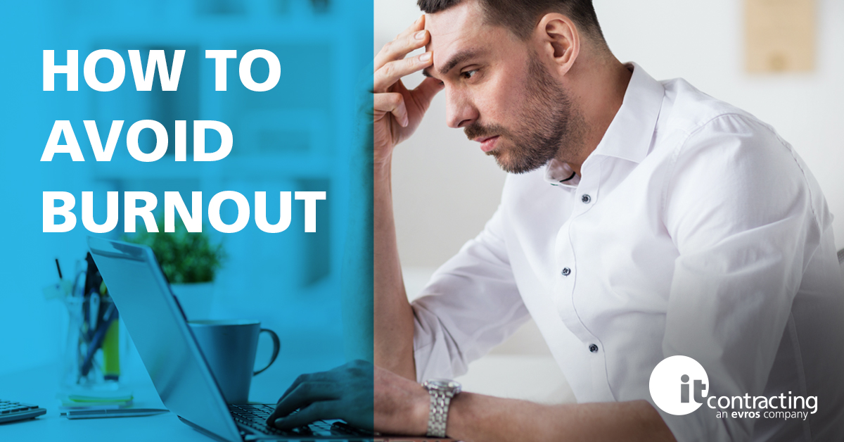 How To Prevent Burnout (While Working From Home)