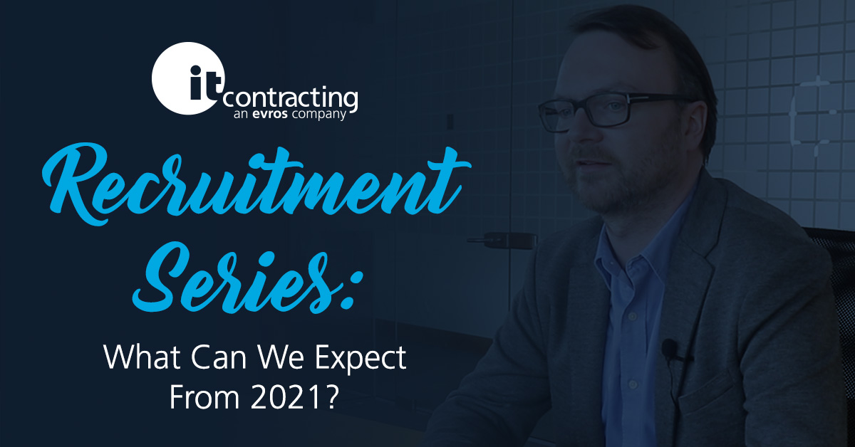 the technology job market in 2021 Ireland