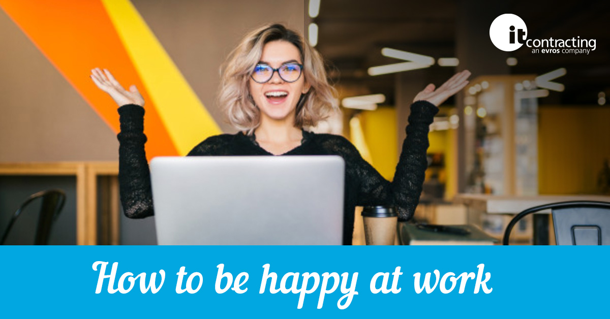How To Be Happy At Work (Our Top 10 Tips)