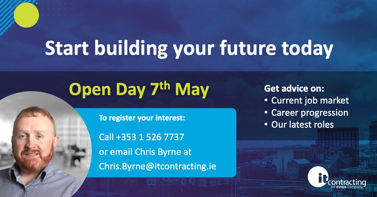 chris byrne technical recruitment specialist